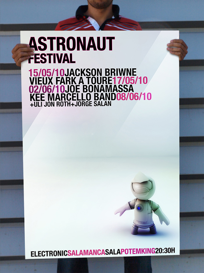 Cartel-astronaut
